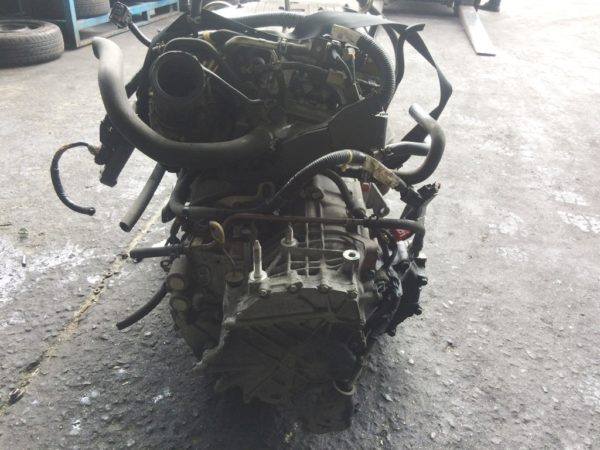 КПП Honda K20A AT MTJA FF RG1 5