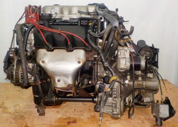 Двигатель Mitsubishi 6G71 - SA2242 AT FF S11A 87 097 km комп 4