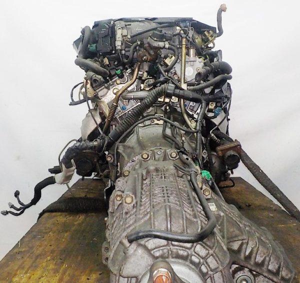 Двигатель Nissan VQ25-DD - 211590A AT RE5R05A FR 4WD NEO коса+комп 7
