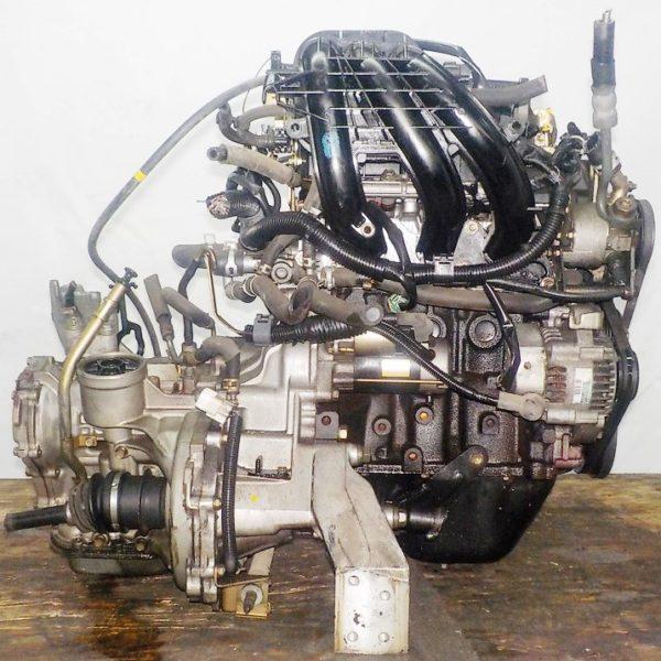 КПП Daihatsu EF-VE AT FF 6