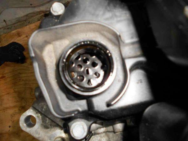 Двигатель Honda L13A - 4472983 CVT SE5A FF GE6 106 000 km коса+комп, нет выпускного коллектора 6