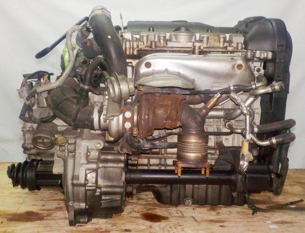 Двигатель Volvo B4204T3 - 2636171 AT 5