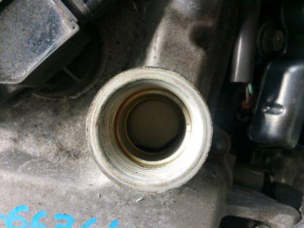 Двигатель Toyota 1NZ-FXE - 6676403 AT P510-01A FF NHP10 коса+комп 6