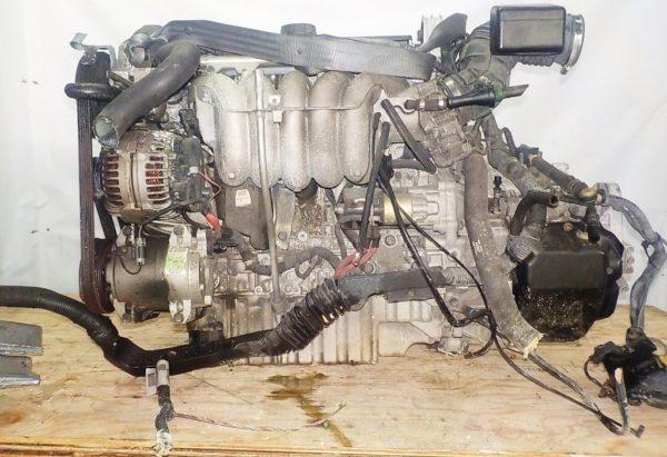 Двигатель Volvo B5244S - 3417083 FF 126 000 km 1