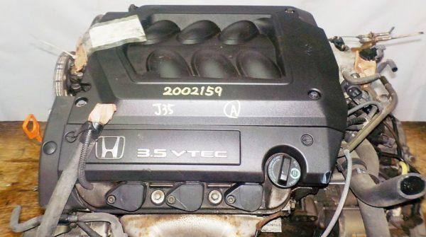 Двигатель Honda J35A - 2002159 AT B7TA FF 2