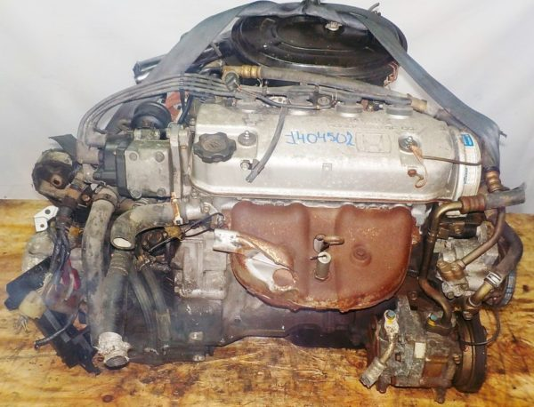 Двигатель Honda D13B - 1404502 AT S48A FF carburator 2
