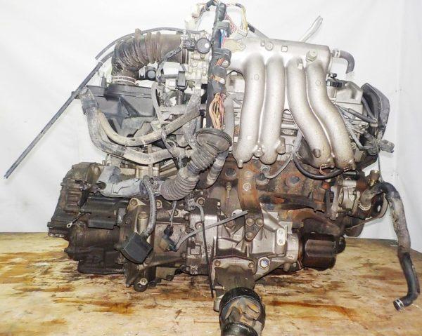 Двигатель Toyota 5S-FE - 1065081 AT A541F FF 4WD Gracia коса+комп 4