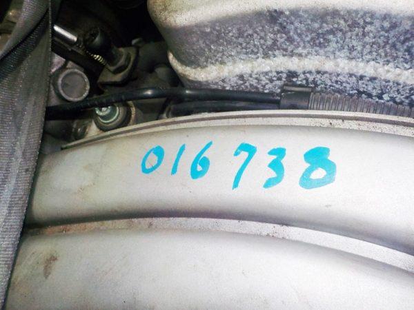 Двигатель Volkswagen AZX - 016738 AT FF 3