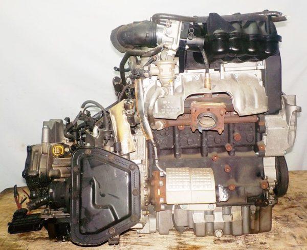 КПП Volkswagen AZJ 4