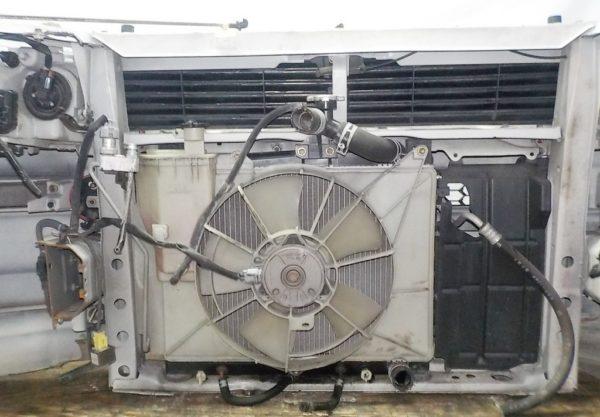 Ноускат Toyota bB 30 2000-2005 y., (2 model) xenon (W08201812) 8