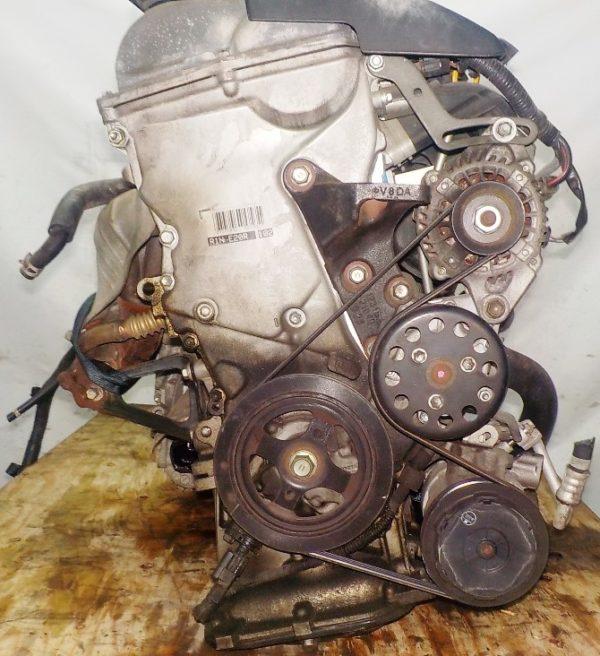 Двигатель Toyota 1NZ-FE - B880028 CVT K210-02A FF NCP81 электро дроссель коса+комп 3