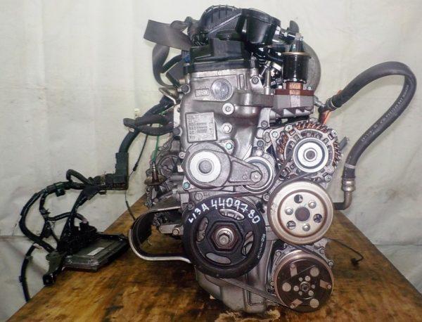 Двигатель Honda L13A - 4409780 CVT SE5A FF GE6 коса+комп 3