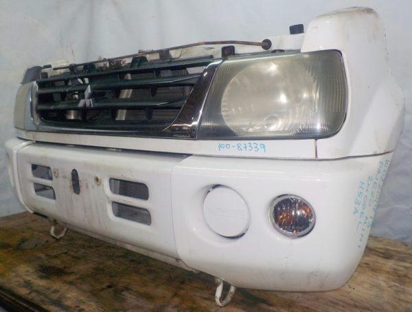 Ноускат Mitsubishi Pajero Mini, (2 model) (W02201913) 4