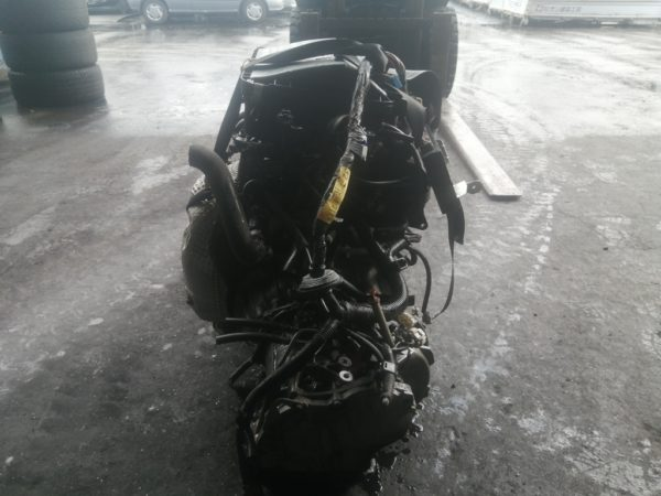 Двигатель Daihatsu K3-VE - 1880913 AT A4B-01A FF QNC20 122 000 km коса+комп 5