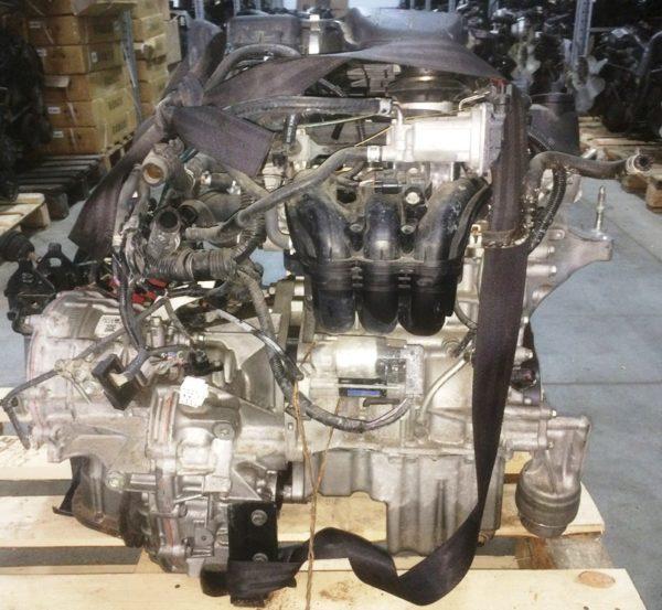 Двигатель Toyota 1KR-FE - 0996241 AT K410-04A FF KCP90 146 000 km коса+комп 5