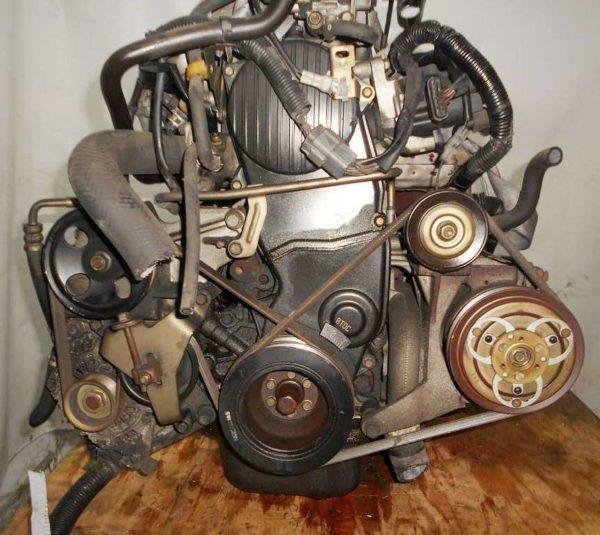 Двигатель Mazda FE - 13528 AT FR SGEW коса+комп 5