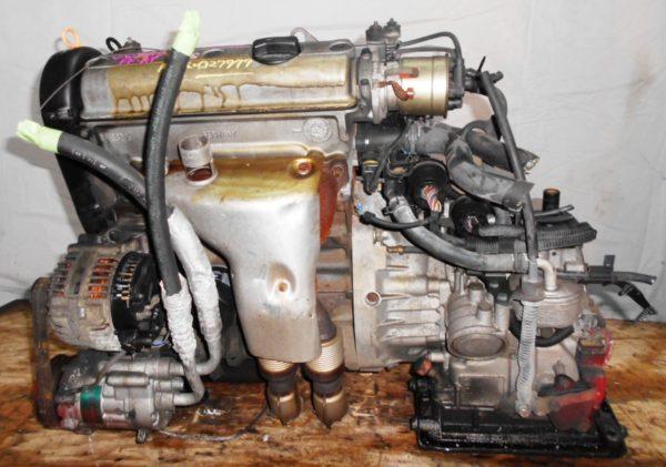 Двигатель Volkswagen AHS - 027979 AT FF 1