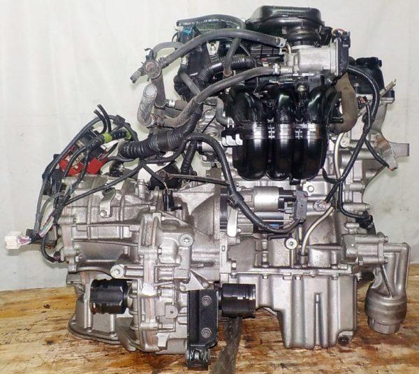 КПП Toyota 1KR-FE CVT FF KSP90 4