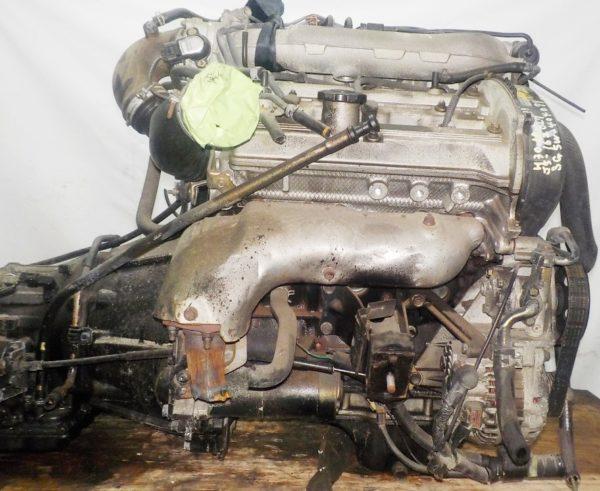 Двигатель Mazda J5 - 162027 AT FR SG5W 1