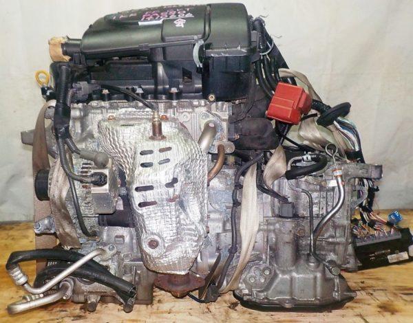 КПП Toyota 1KR-FE CVT FF 1
