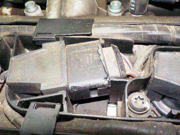 Двигатель Volkswagen BLF - 153563 AT FF коса+комп 4