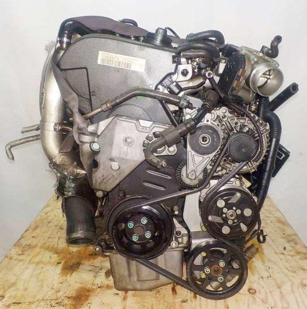 Двигатель Audi AUQ - 005924 MT FF Audi TT 140 960 km + подвеска коса+комп 3