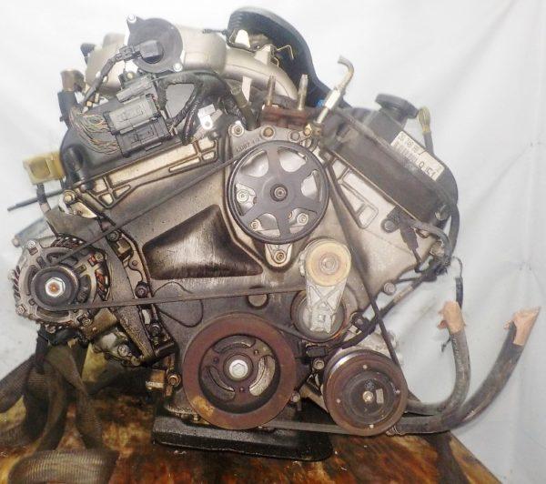 Двигатель Mazda AJ - 265975 AT FF LWFW 147 150 km 02′ коса+комп 3