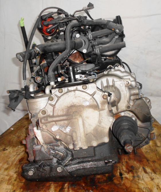 Двигатель Volkswagen AHS - 027979 AT FF 4