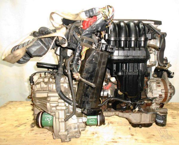 Двигатель Mitsubishi 4G94 - PX0127 CVT F1C1A FF CR6W GDI MR578557 74 000 km комп 3
