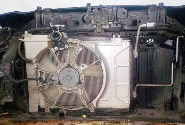 Ноускат Toyota Vitz 90, (1 model) (W101809) 6