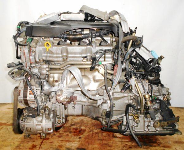 Двигатель Nissan VQ25-DD - 163369A AT RE4F04B FF PA33 65 000 km коса+комп 1
