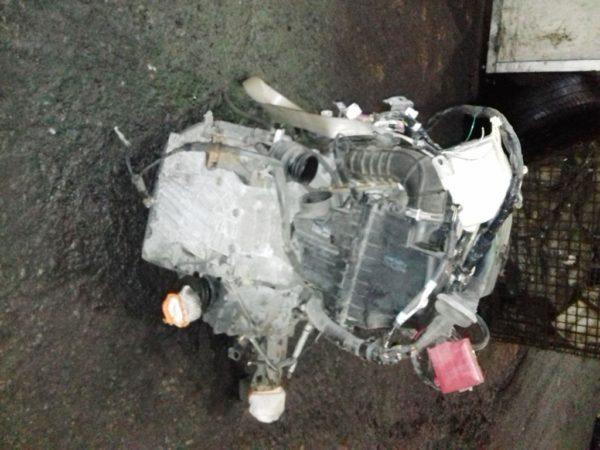 Двигатель Toyota 1NZ-FE - B402696 AT U340F FF 4WD NCP65 механический дроссель коса+комп 5