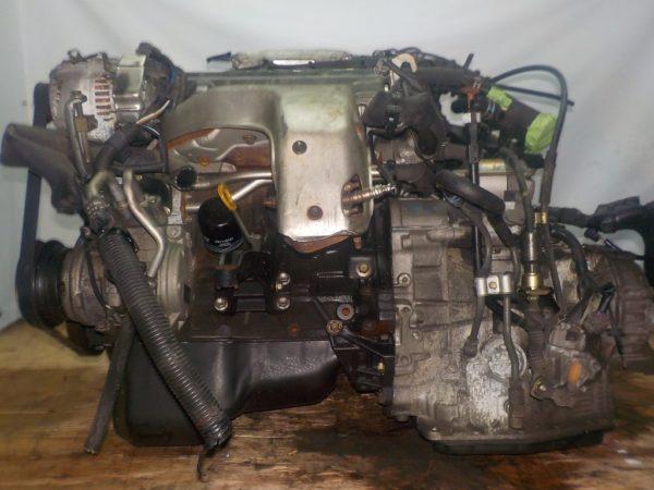 Двигатель Toyota 5S-FE - 1100795 AT A541F FF 4WD коса+комп 1