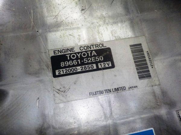 Двигатель Toyota 1NZ-FE - C278205 CVT K210-02A FF NCP81 161 244 km электро дроссель коса+комп 2