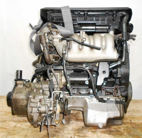 Двигатель Volkswagen ARC - 011882 AT FF Polo 49 000 km 4