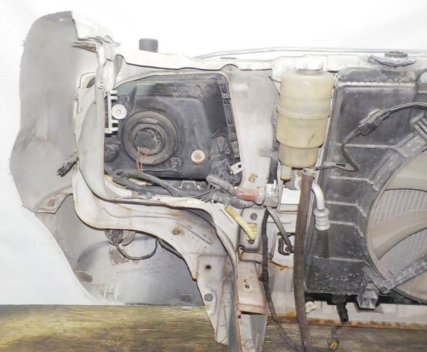Ноускат Mitsubishi Pajero Mini, (1 model) (W08201873) 7