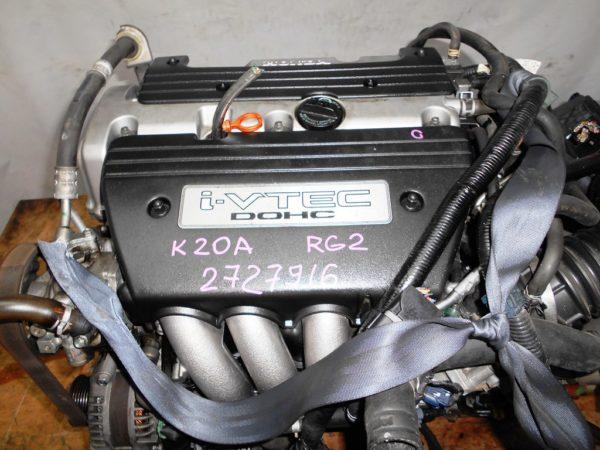 КПП Honda K20A AT MTKA FF 4WD RG2 2