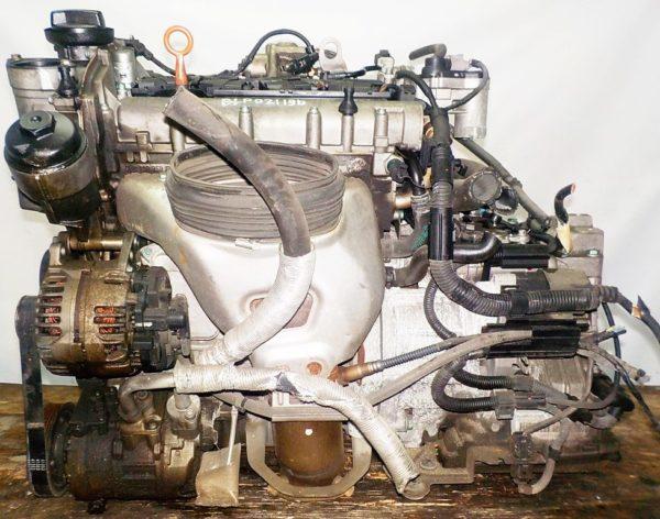 Двигатель Volkswagen BLP - 021196 AT FF 1