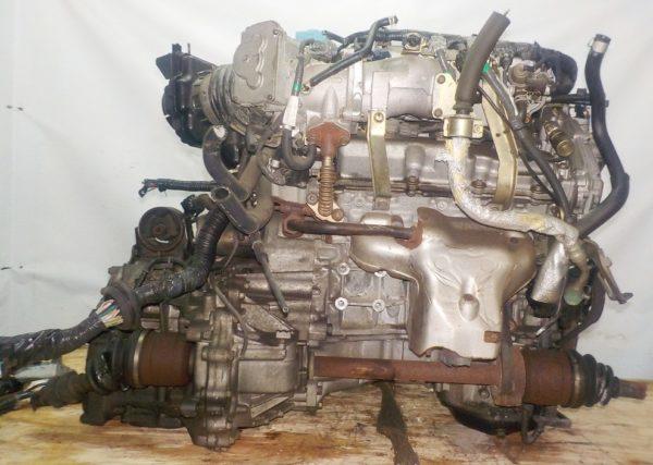 Двигатель Nissan VQ25-DD - 129899A AT RE4F04B FF A33 NEO без датчика скорости коса+комп 7