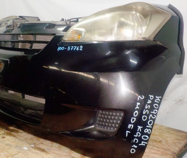 Ноускат Toyota Passo 10, (2 model) (W09201804) 3