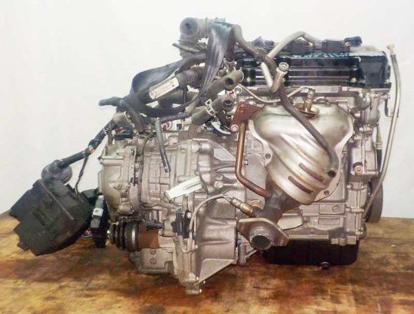 Двигатель Mitsubishi 3A90 - UAJ4373 CVT F1CJB FF A05A 117 977 km коса+комп 4