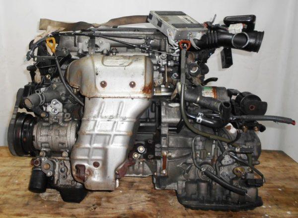 Двигатель Toyota 3S-GE - 2266574 AT A241E-622 FF SW20 коса+комп 1