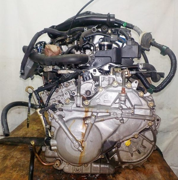 КПП Honda K24A AT MFHA FF RB1,  брак 1-го соленоида 6
