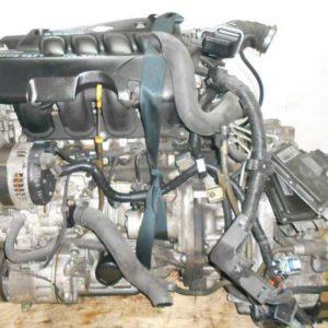 Двигатель Nissan MR20-DE - 079391A CVT RE0F10 GB57 FF C25 106 500 km коса+комп 4