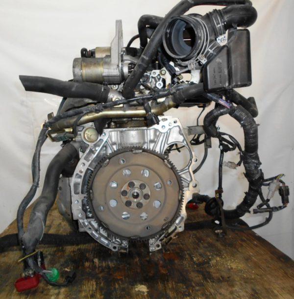 Двигатель Nissan QR20-DE - 375805A CVT RE0F06A FP54 FF TP12 139 000 km коса+комп 6
