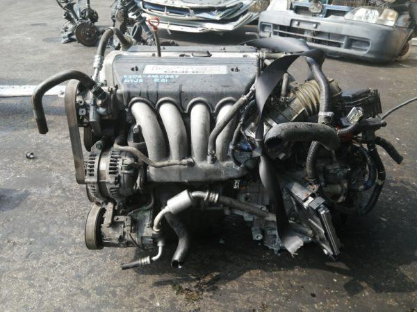КПП Honda K20A AT MTJA FF RG1 1
