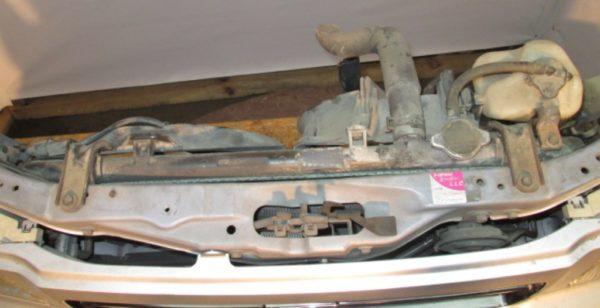Ноускат Toyota Tercel 50, (1 model) (000248) 6