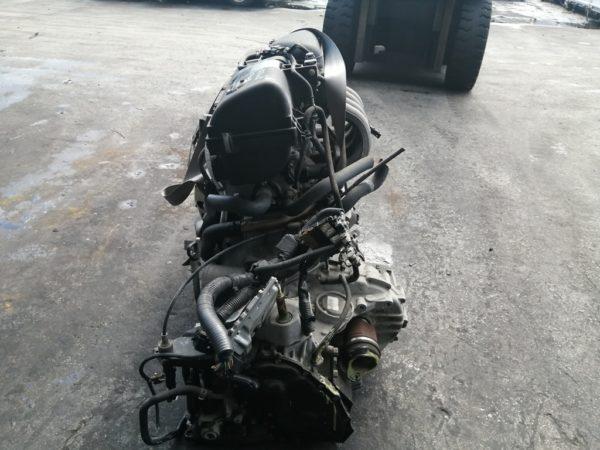 КПП Nissan CR12-DE AT RE4FO3B FQ40 FF AK12 5