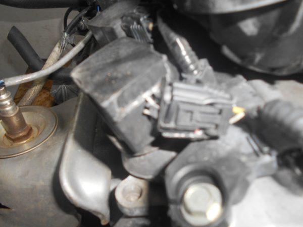 Двигатель Honda LDA - 2014398 CVT SBLA FF ZE2 коса+комп 5
