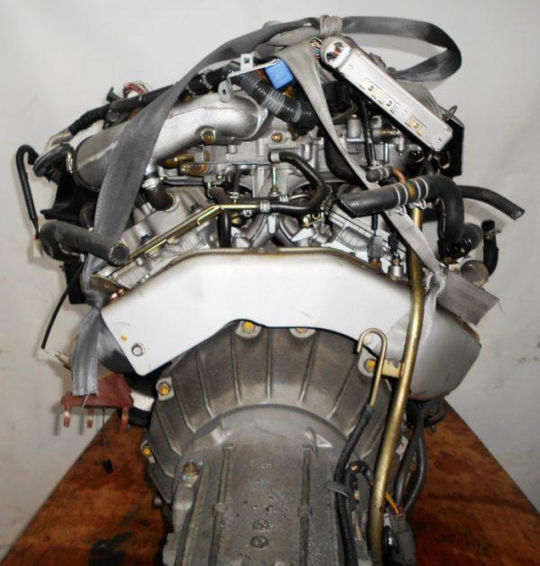 КПП Nissan VQ25-DE AT RE4R01A FR MY33 5